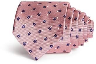 Paul Smith Ditsy Daisy Skinny Tie