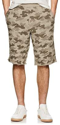 ATM Anthony Thomas Melillo Men's Camouflage Cotton Terry Shorts