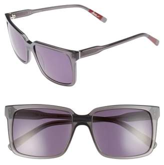 ED Ellen Degeneres 56mm Gradient Square Sunglasses