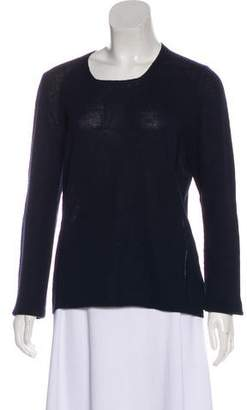 Les Copains Long Sleeve Knit Top