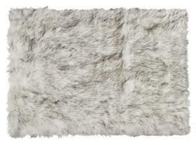 Hudson LUX FAUX FUR Faux Fur Rectangular Rug