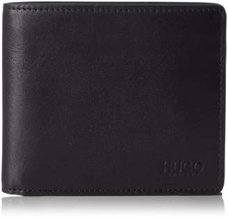 Boss Black Hugo Hugo Boss Wallet Subway_4CC Coin in Black