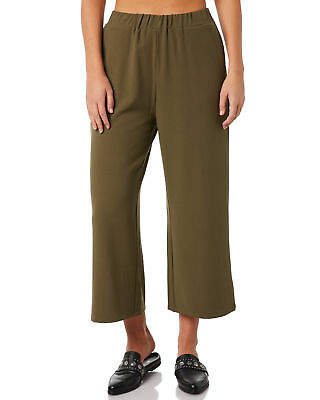 Dr. Denim New Women's Abel Womens Pant Viscose Elastane Green