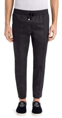 Dolce & Gabbana Cotton Jogger Trousers