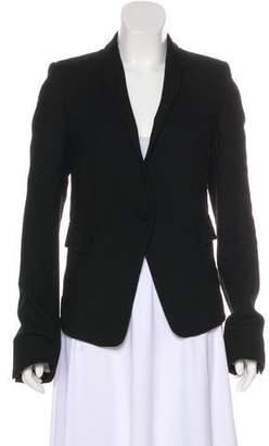 Haider Ackermann Wool Button-Up Blazer