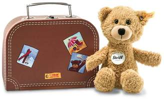 Steiff Sunny Teddy Bear with Suitcase (22cm)