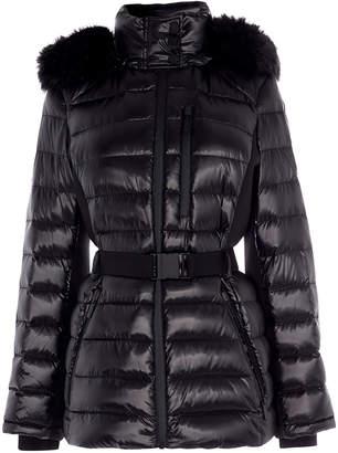 Karen Millen Belted Puffer Coat