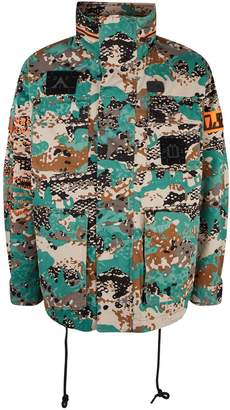 Diesel Camouflage Jacket