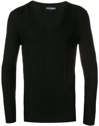 Dolce & Gabbana V-neck jumper