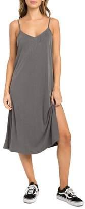 RVCA Jones Midi Dress