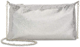 INC International Concepts I.n.c. Tahlor Mesh Crossbody Pouch, Created for Macy's
