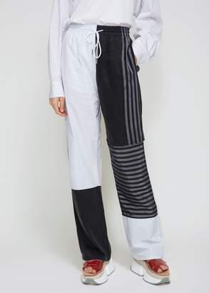 MM6 MAISON MARGIELA Stripe Drawstring Pants