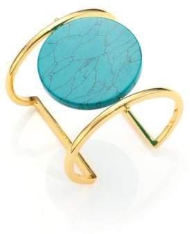 Nest Disco Turquoise Cuff Bracelet