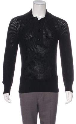 Tom Ford Knit Button-Up Cardigan