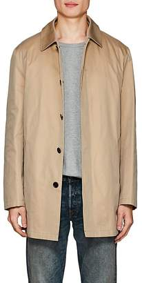 Barneys New York MEN'S COTTON TRENCH COAT