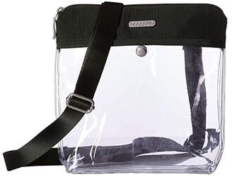 Baggallini Legacy Stadium Bags Clear Pocket Crossbody