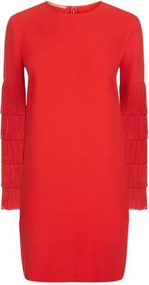 Stella McCartney Ren Fringed Dress