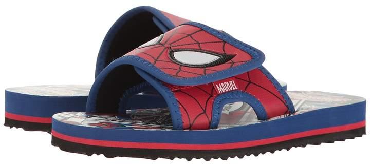 Stride Rite Spectacular Spider-Man Slide (Little Kid)