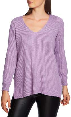 1 STATE 1.STATE Cold Shoulder Sweater
