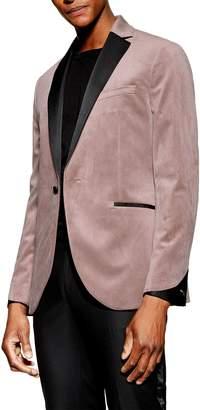 Topman Velvet Dinner Jacket