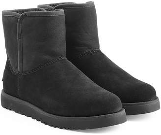 UGG Cory Shearling Lined Suede Boots