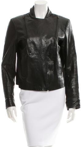 Alexander WangAlexander Wang Leather Moto Jacket