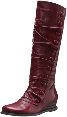 Miz Mooz Women's Bloom Engineer Boot