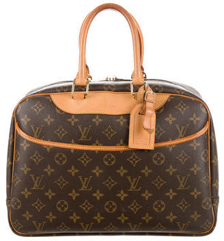 Louis VuittonLouis Vuitton Monogram Deauville Bag