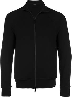 DSQUARED2 zip-up lounge jacket
