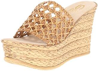 Sbicca Women's Plantain Wedge Sandal