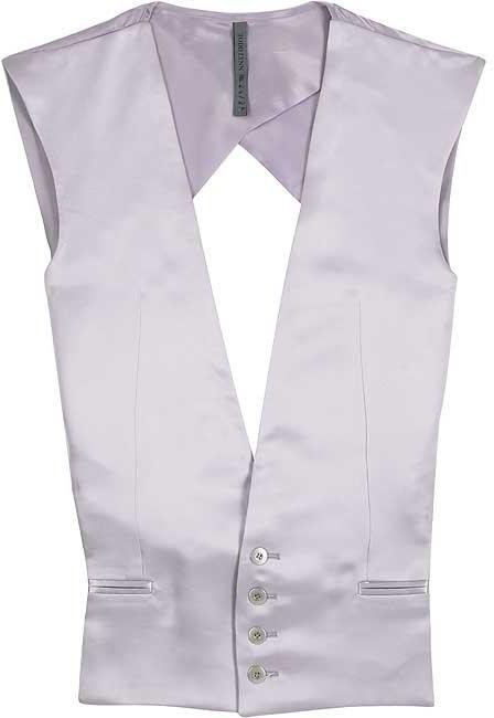 Todd Lynn Jackson satin waistcoat