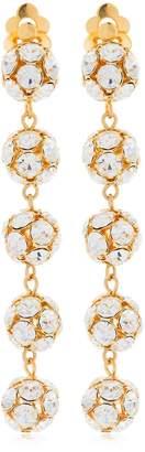 Ca&Lou Eva Long Clip-On Earrings