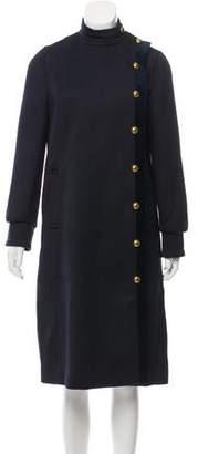 Tory Burch Warren Long Coat w/ Tags