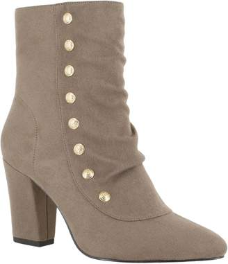 Bella Vita Decorative Buttons Booties - GillianII