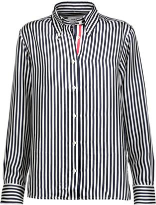 Thom Browne Striped silk shirt $990 thestylecure.com