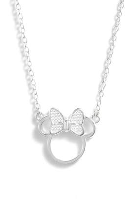 Disney Minnie Mouse Pendant Necklace