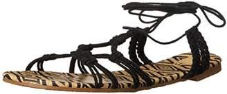 Roxy Women's Mari Strappy Sandals Gladiator Sandal