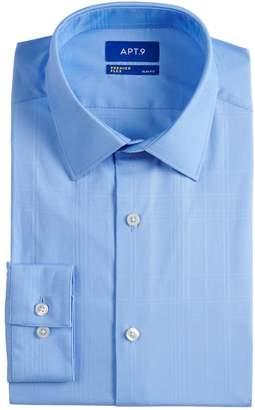 Apt. 9 Men's Slim-Fit Premier Flex Collar Stretch Dress Shirt