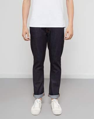 Nudie Jeans Dude Dan Dry Comfort Dark Jeans Navy
