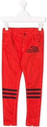 Bobo Choses Happy Sads print trousers