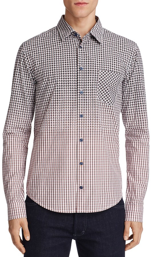 Half Button Down Shirt - ShopStyle Australia