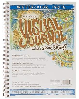 Strathmore 400 Series Visual Watercolor Journal