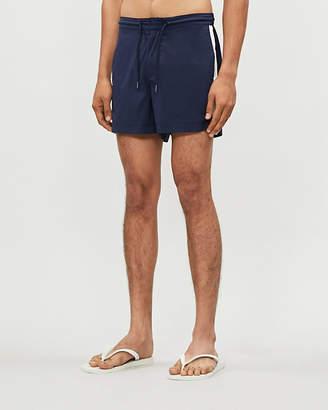 Orlebar Brown Setter Drawcord side-striped swim shorts
