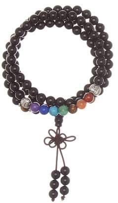 Jean Claude Chakra Mala Bead Rosary Necklace