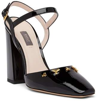 Bally Saphir Patent Leather Pump