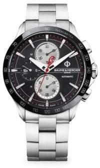 Baume & Mercier Clifton Club 10403 Indian Legend Tribute Watch - Chief Limited Edition