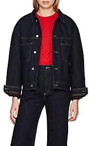 Katharine Hamnett Women's Coco Denim Oversized Trucker Jacket - Blue