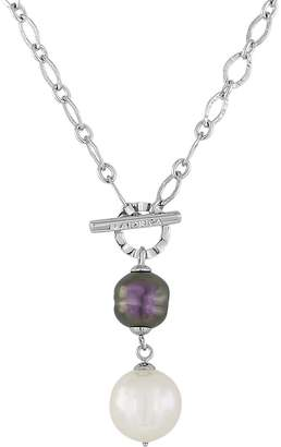 """Majorica Baroque Simulated Pearl Toggle Necklace, 18"""" - 100% Exclusive"""