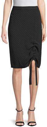 Alexis Women's Ivy Drawstring Detail Pencil Skirt