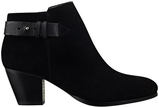 Veora Short Ankle Booties